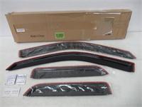 Lightronic Vent Visors Window Deflectors WV94101