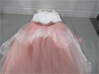 """""""As Is"""" AmzBarley Girls 160 Dress Wedding Birthday"""