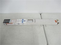 """""""As Is"""" Mainstay Cordless 1-Inch Vinyl Mini Blind"""