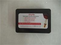 Diyife Damaged Screw Extractor Set of 5