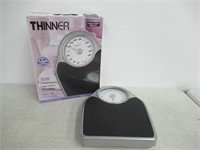 Thinner Extra-Large Dial Analog Precision Bathroom