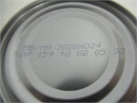 Lot of (7) Cans Heinz Light Red Kidney Beans,
