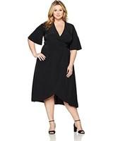 Melissa McCarthy Seven7 Women's 2XL Plus Size Wrap