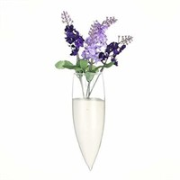"""""""As Is"""" Oval Shape Glass Wall Terrarium Indoor"""