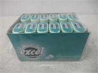 Excel Mints Fresh Mint, 12gm, 12 Count