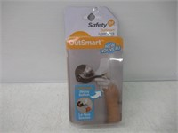 Safety 1st HS2890300 Outsmart Lever Handle Lock,