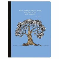 (2) Tree-Free Greetings Patience Soft Cover 140