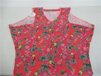 """""""As Is"""" Profile Blush Women's Large Top, Pink"""