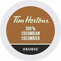 Tim Hortons Dark Medium Roast Coffee, Single Serve