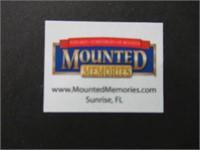 Mounted Memories Calgary Flames 8 x 10 Horizontal