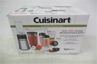 """""""As Is"""" Cuisinart Compact Portable Blending/"""