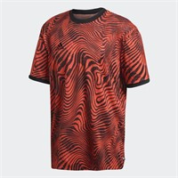 adidas Men's Small Tango ENG Jersey, Hi-Res Red