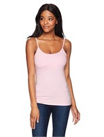 Hanes Women's Large Stretch Cotton Cami with