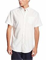 IZOD Uniform Young Men's Medium Short Sleeve