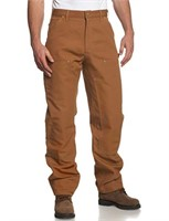 Carhartt Men's 31W x 30L Washed Duck Work Dungaree