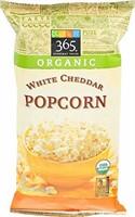 (4) 365 Everyday Value Organic White Cheddar