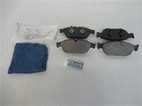 Bosch BE1549H 1549H Blue Disc Brake Pad Set