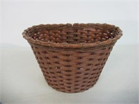 "Capstone 65226 Small Plastic Basket, Brown, 11"" X"