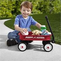 Radio Flyer Little Red Toy Wagon