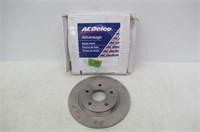 ACDelco 18A2558A Advantage Non-Coated Rear Disc