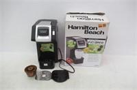 Hamilton Beach FlexBrew Single-Serve Coffee Maker,