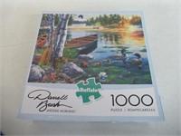 Buffalo Games 11244-Darrell Bush-Lakeside