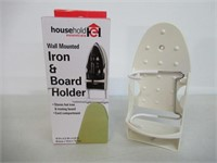 Household Essentials 166-1 Iron Wall Mount with