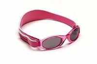 Baby Banz Adventure Sunglasses, Flamingo Pink, 0-2