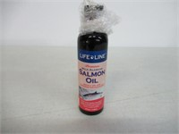 LifeLine Wild Alaskan Salmon Oil for Dogs and