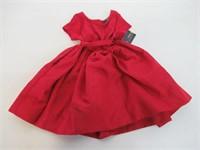 """""""As Is"""" Ralph Lauren Baby 3/3T Dress, Red"""
