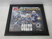 NFL 2013 AFC South Division CHAMPIONS Indianapolis