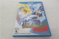 Wii Pokemon Pokken Tournament
