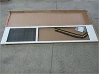 PetSafe Freedom Aluminum Patio Panel Sliding Glass
