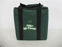 Jumbo Hi-Tower Garden Games - Giant Tumbling