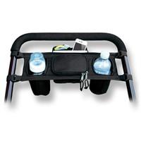 Jolly Jumper Stroller Caddy, Black