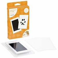(3) Pearhead Pet Paw Print Clean Touch Ink Pad and