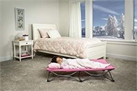 Regalo My Cot Portable Toddler Bed, Includes