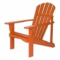 """As Is"" Shine Company Rockport Adirondack Chair, R"