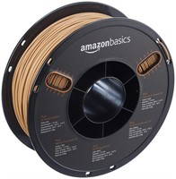 PLA 3D Printer Filament, 1.75mm, Wood Color, 0.8kg
