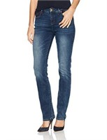 Jones New York Women's 10 Madison Slim Denim Jean,