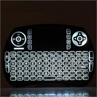 iPazzPort Backlit Bluetooth Mini Wireless Keyboard