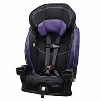 Evenflo Chase Lx Harnessed Booster Car Seat,