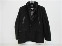 Kenneth Cole New York Men's Large Wool Coat with