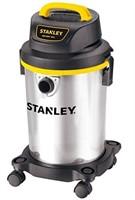 Stanley Wet/Dry Vacuum, 4 Gallon, 4 Horsepower,