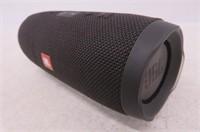 JBL Charge 3 Portable Bluetooth Speaker - Black