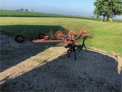 Hay And Forage Equipment For Sale In Vergennes, Illinois - 1408