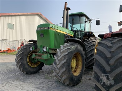 Used Tractors For Sale By MacFadden & Sons Inc  - 48