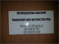 Laboratory Freezer -40C (Loc: Grayslake, IL)