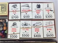 "Charles B. Darrow ""Bulls and Bears"" Monopoly Game"