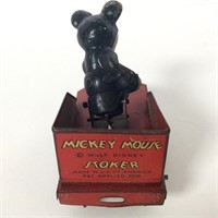 1930s Lionel Mickey Mouse Circus Train Set